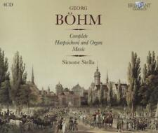Complete Harpsichord and Organ Music, 4 Audio-CDs