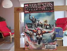 MARVEL STARS N°15 TTBE PEUR SUR LA VILLE