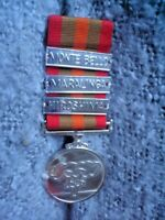 1 x RADIATION MEDAL 4 X 4 cm FOR SERVICE IN CONTAMINATED AREAS HIROSHIMA ETC