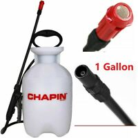 Hand Pump Sprayer Pest Bug Killer 1-Gallon Weed Garden Home High-efficiency