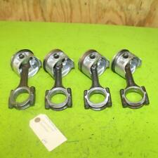 80-83 HONDA GOLDWING 1100 OEM ENGINE PISTONS 13101-463-004 MH4