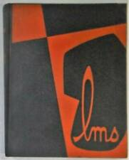 elms State University College for teachers at Buffalo 1952 Yearbook, NY