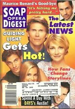 SOAP OPERA DIGEST 30 September 1997 in Near Mint condition