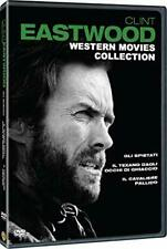 CLINT EASTWOOD WESTERN MOVIES COLLECTION COFANETTO DVD