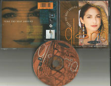 GLORIA ESTEFAN Turn the Beat Around 6TRX REMIXES & EDIT & Single Version USA CD