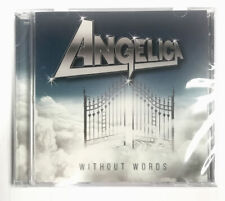 ANGELICA - WITHOUT WORDS (*NEW-CD, 2019, Girder) Christian Metal AOR