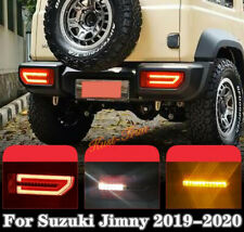Fit For Suzuki Jimny 2019-2020 Left + right Rear Lamps Assembly LED Tail Lights