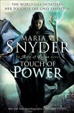 Touch of Power (Avry of Kazan Book 1) by Maria V Snyder Paperback book 97818
