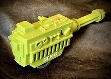 GI JOE Vintage 1982 Hasbro - Ram Motorcycle Side Cannon Gun - Vehicle Part