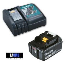 KIT ENERGY 18V Makita - Batteria 3 Ah e caricabatteria rapido DC18RC 191A24-4