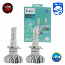 PHILIPS H7 LAMPADE LED X-treme Ultinon LED 6200K +160% 12V 11972ULWX2