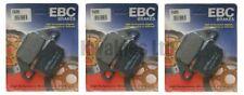 Frenos y componenentes de frenos EBC para motos Kawasaki