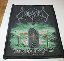 Unleashed Collectable Vintage Patch Woven English Picture
