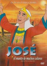 Joseph And The Coat Of Many Colors & Jose Y El Manto De Muchos Colores
