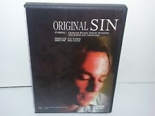 Original Sin (DVD, Heston, TV Movie, All Regions for USA/Canada 1989) Guaranteed