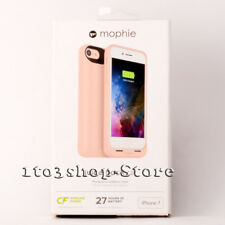 Mophie Juice Pack Air Wireless Charge Battery iPhone 7 iPhone 8 Case Rose Gold