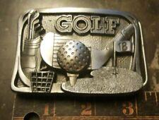 Buckles of America Masterpiece Collection Golf Belt Buckle BA-437 (AA2)