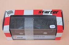 C119 voiture miniature 1/43 CITROEN XM V6 1990 noir collector Starter Heco