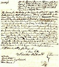 """1783<SIGNER OF DECLARATION- ADS- RT PAINE-- SELLING STRONG DRINK,""""NO LICENSE"""""""