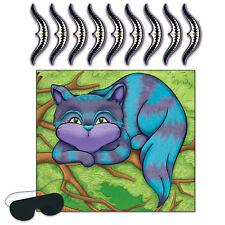 Pin la sonrisa en el gato de Cheshire Alicia en el país de las Maravillas Fiesta Juego!