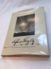Alfred Stieglitz - An American Seer (1973 First Edition)