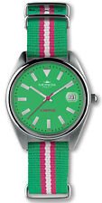 Reloj Mujer Mondia Campus MI729-4CT de Tela/ cuero Verde