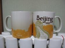 China Starbucks Coffee 16oz Global Icon City Mug~~~Beijing