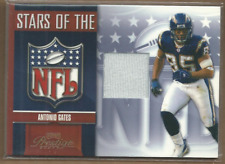 2007 Playoff Prestige Stars of the NFL Materials #2 Antonio Gates Jersey