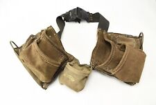 McGuire-Nicholas Tool Belt Waist Adjustable Construction Framing Nail Pouch