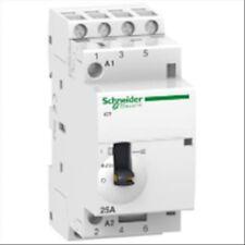 Contacteur chauffe-eau  - 25A  - 4no  - acti9 - A9C21834 ICT HC  Schneider