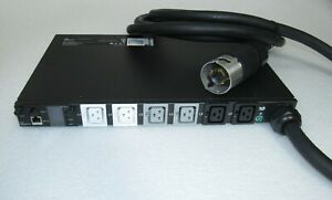 NEW HPE G2 Metered Modular 8.3kVA/CS8265C 40A/208V Outlets (6) C19 P9R77A