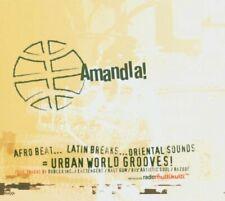 Amandla! (2004, digi) Dublex Inc., Eastenders, Raw Artistic Soul, Razoof..  [CD]