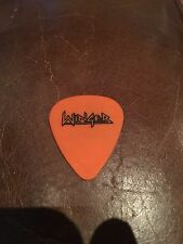 Winger Reb Beach 2002 - 2003 Stage Used Guitar Pick!