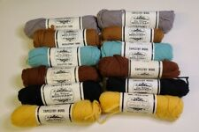Lot of Elsa Williams Tapestry Wool Moth Proof 12 Skeins Vintage Assorted Colors