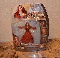 Marvel Legends Series 17 XMen 3 Jean Grey Variant 6in Action Figure Hasbro Toys