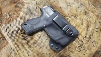 Gunner's Custom Holsters fits Crimson Trace or LaserMax Pistols IWB Holster