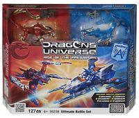 Mega Bloks Dragons Universe 95239 Ultimate Battle Set Drachen Rise Of Predavors