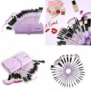 Make up Brushes, VANDER Professional 32pcs Makeup Brush Set, purple