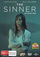 The Sinner : Season 1 (DVD, 2018, 2-Disc Set)