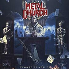 Metal Church - Damned If You Do (NEW CD)