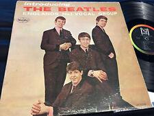 The Beatles Introducing The Beatles Genuine 1964 Vj1062 (V2) Mr2B Vg/Vg+