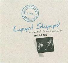Authorized Bootleg: Live at Winterland, San Francisco Mar. 07 1976 [Digipak] by Lynyrd Skynyrd (CD, Mar-2009, Geffen)