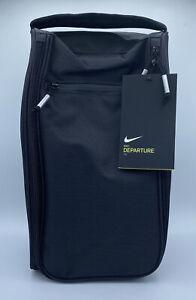 Nike Departure Sneaker Shoes Travel Bag | BA5738-010 | Black Anthracite NWT