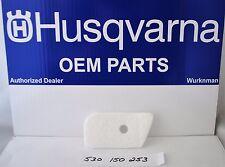 HUSQVARNA OEM 530150253 AIR FILTER FITS 124L 125L 128L TRIMMERS
