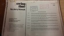 Jerry Nowak: Swing Time: Jazz/Rock Ensemble Beginners: Music Score