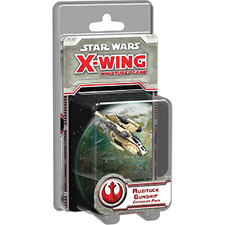 Star Wars X-Wing Miniatures Auzituck Gunship Expansion Pack - New/Sealed