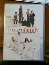 Modern Family the Complete Third Season DVD NEW