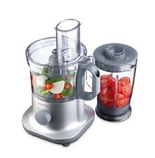 Robots de cuisine blanche sur mixeur