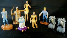 Applause & other fast food toys: Pocahontas  9 toys