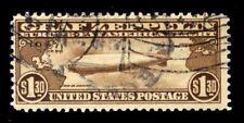#c14 $1.30 Zeppelin.....used -- VF -- BEAUTY!!